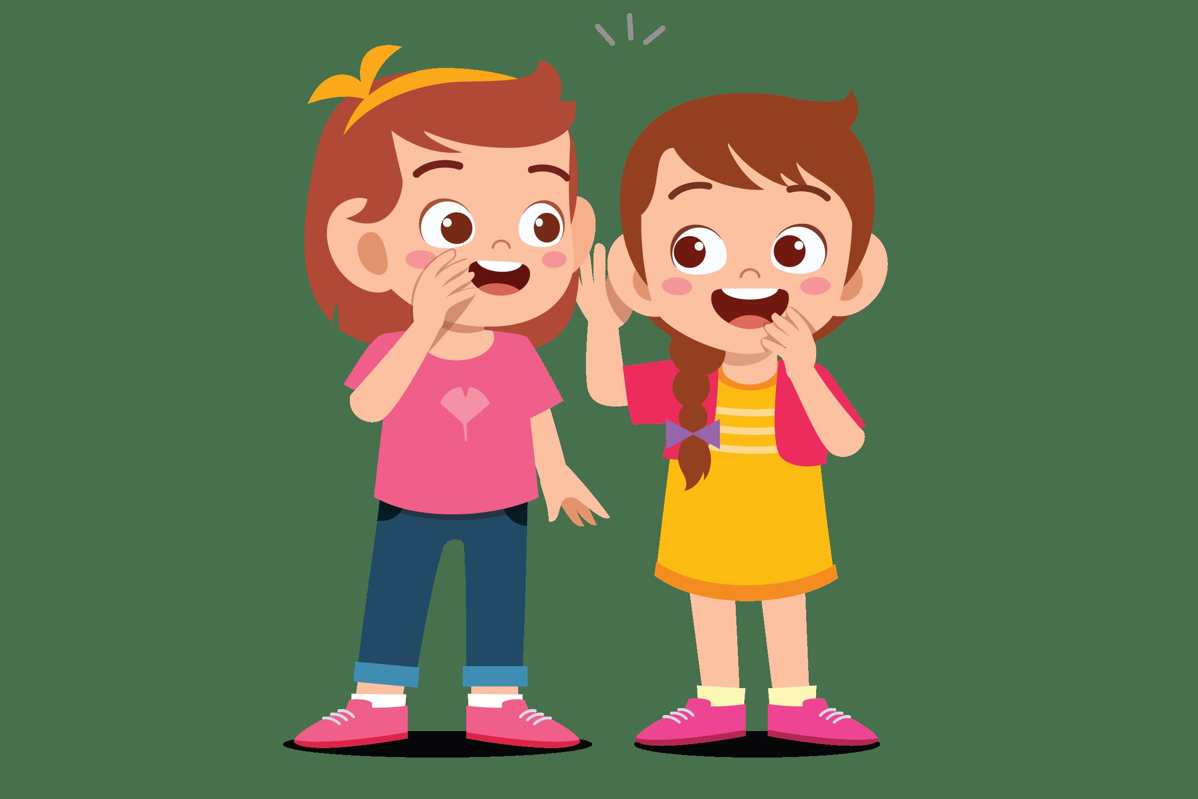 فضولی و خبرچینی در کودکان
